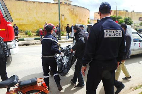 نتيجة بحث الصور عن الشرطة بفاس المغربية تطلق النار على مجرم خطير 2018