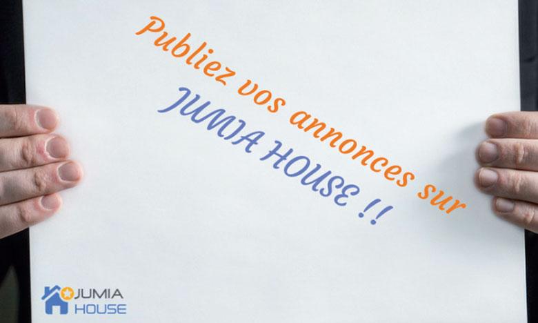 Jumia House est désormais gratuit pour les professionnels !