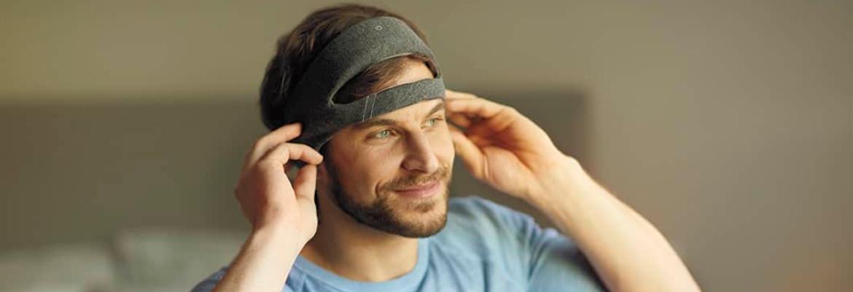 SmartSleep : le casque connecté de Philips pour améliorer votre sommeil