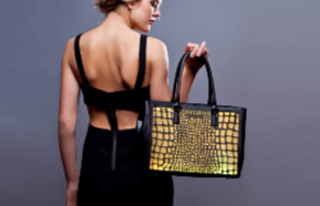 VanDerWaals : Un sac à main qui change de couleur à l'infini !