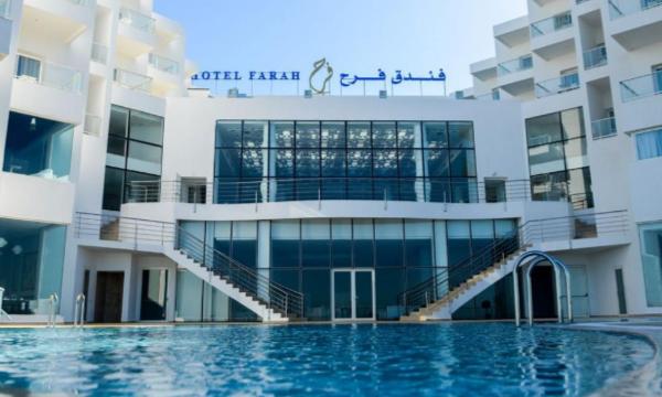 Les 7 unités de la chaîne hôtelière Farah mises en vente