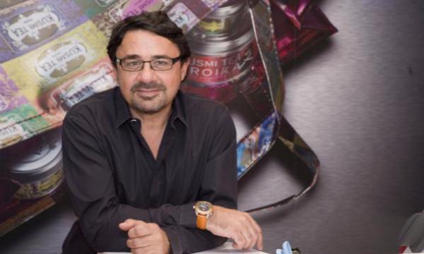 Sylvain Orebi PDG de Kusmi Tea et de Lov Organic