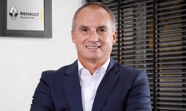 Fabrice Cambolive - Directeur des opérations AMI du Groupe Renault