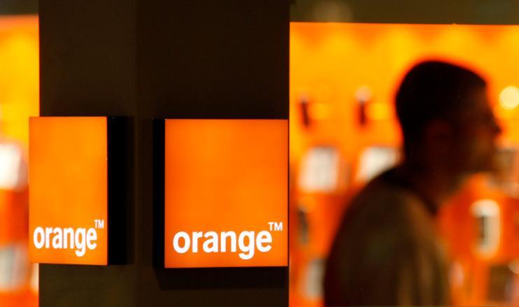Orange permet de transférer de l'internet mobile