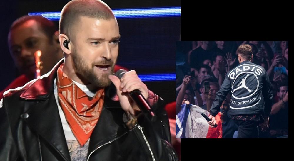 Fait Pub Duo Jordan Timberlake Maroc X Psg La Au Grazia Air Justin 0mNOvwn8