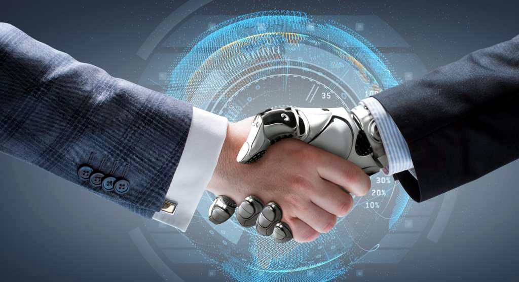 L'intelligence artificielle pour travailler main dans la main avec le cerveau humain