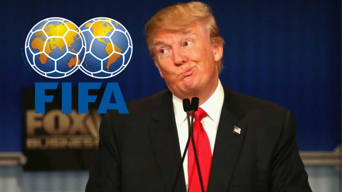 Le business, les « Trumpries » et la FIFA