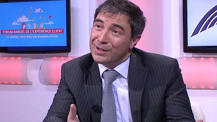 Sylvain Harault, Directeur Solutions, Europe Ouest, PEGASYSTEMS
