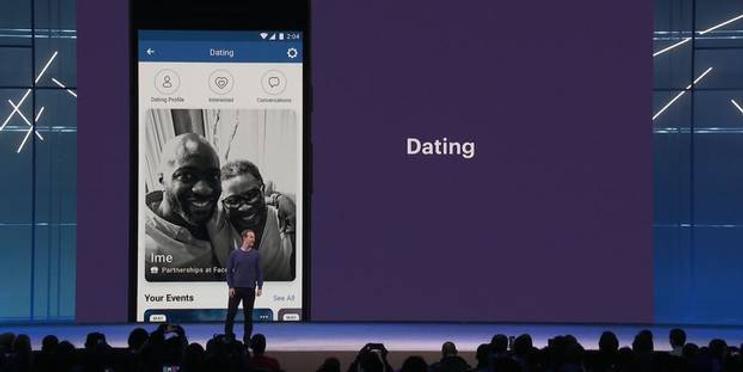 Facebook compte bientôt dévoiler une application de Dating