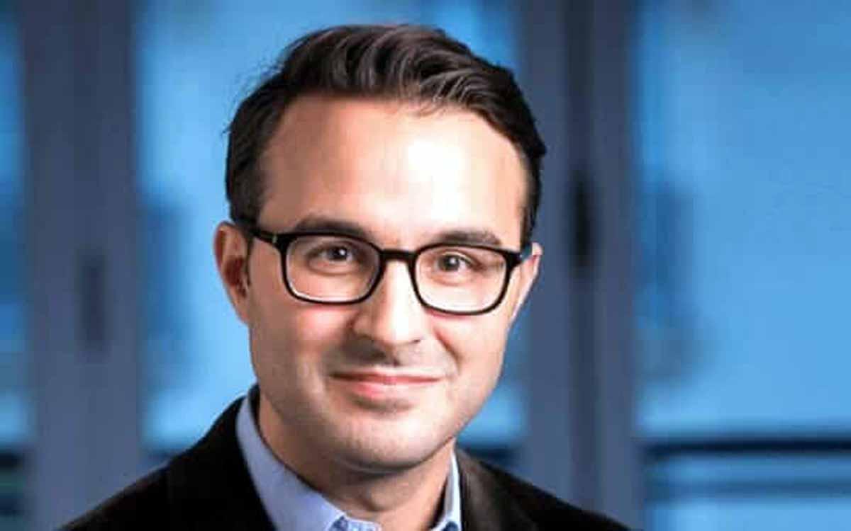 Guillaume Aurine, directeur marketing produits de Salesforce...
