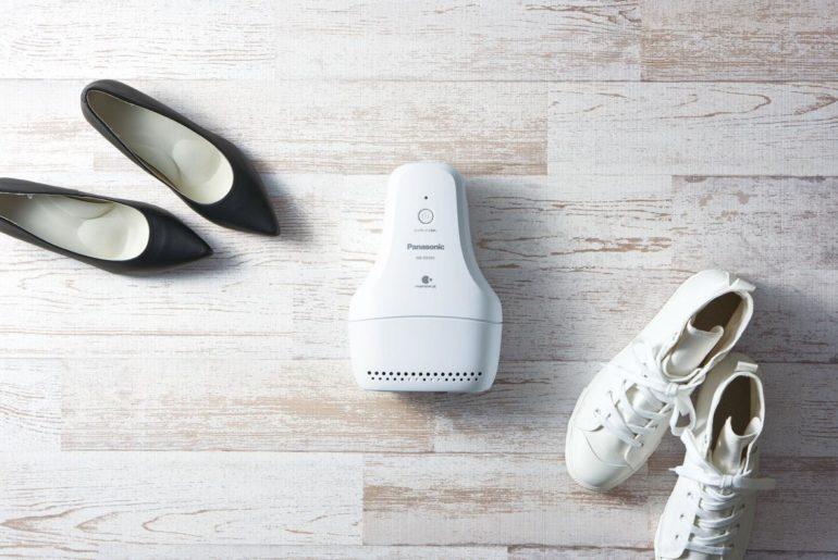 Panasonic lance son désodorisant pour chaussures