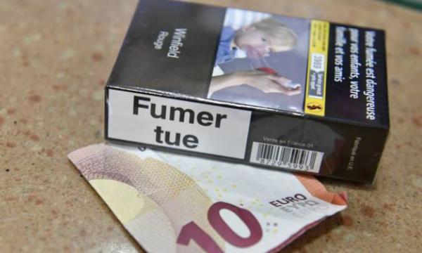 France : la hausse des prix du tabac fait chuter les ventes