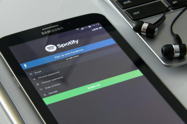 Samsung et la plate-forme musicale Spotify signent un deal