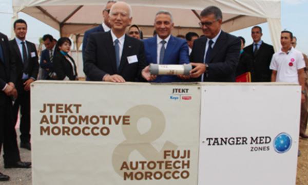 Automobile : Le groupe japonais JTEKT s'installe au Maroc