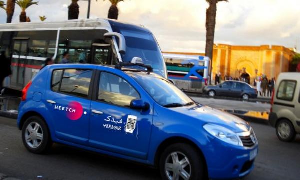 L'application de transport Heetch débarque à Rabat