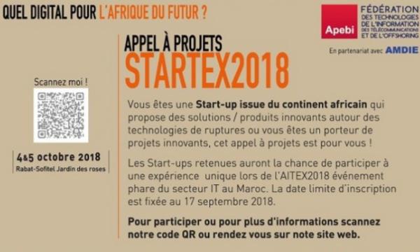 Startex : la tribune dédiée à la startup Tech et à l'innovation...