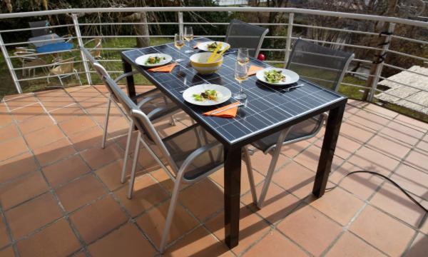« Wattable » : une table qui produit de l'énergie!