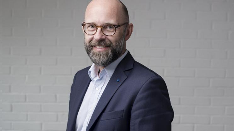 Frédéric Fougerat, directeur de la communication et du marketing du groupe Foncia