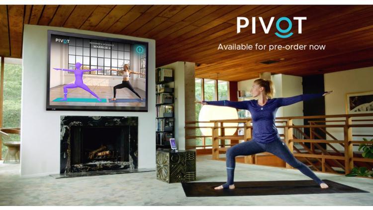 « Pivot Yoga » : une nouvelle ligne de vêtements intelligents qui corrige les postures !