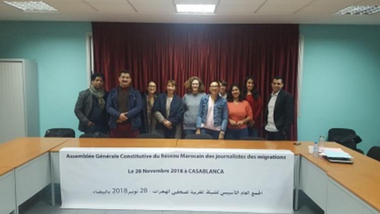 Médias: Un Réseau marocain des journalistes des migrations voit le jour