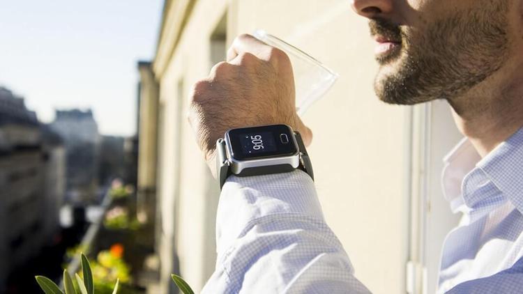 « K'Watch » : un bracelet connecté pour suivre la glycémie