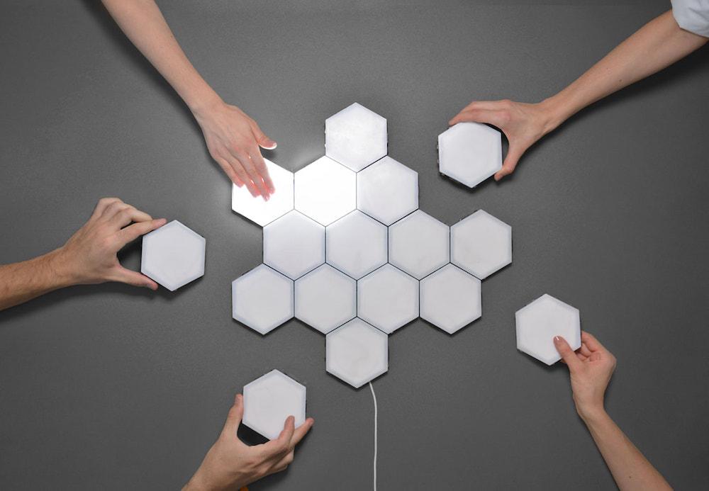 « Helios Touch » : ce nouveau système lumineux se module à l'infini !