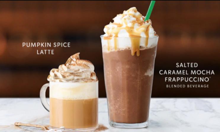 Starbucks annonce des menus festifs pour la fin d'année
