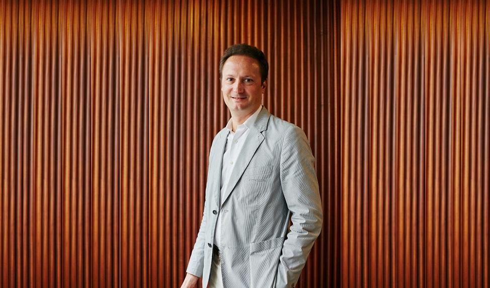 Adrien Boyer, Country manager France de Pinterest