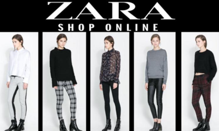 Plateforme numérique : Zara sera accessible en ligne dans 106 nouveaux marchés