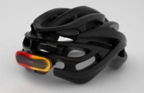 Cosmo Bike, un casque de vélo qui alerte vos proches en cas d'accident