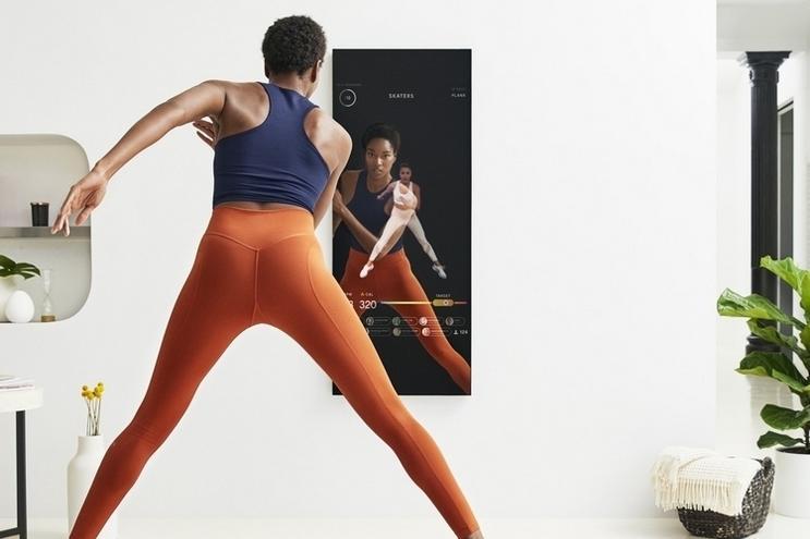 « Mirror » : Un miroir connecté pour remplacer votre coach sportif