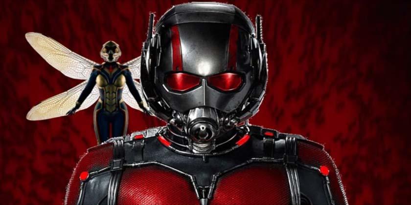 Ant-Man 2 et La Guêpe