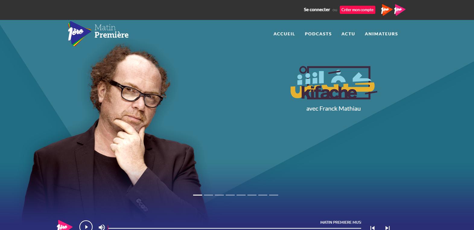 Le Matin lance son premier smart média « Matin Première »