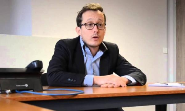 Jean-Sébastien Rocheteau, en charge du pôle brand content d'Editialis