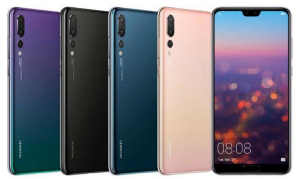 Huawei P20 : 6 millions d'unités écoulées en 3 mois !