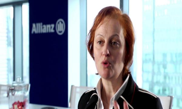 Delphine Asseraf, Directrice Marketing d'Allianz