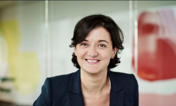Agathe Bousquet, présidente de Publicis Groupe en France