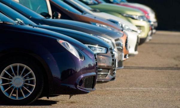 Automobile: les ventes en hausse à fin mai