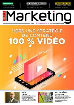 Le dernier numéro de  Marketing